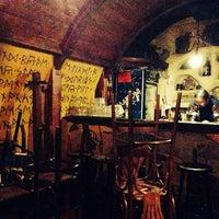 Photo taken at Mirror Pub by Zuzana D. on 5/23/2014