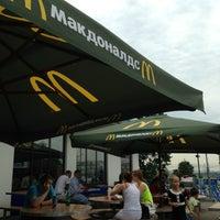 Снимок сделан в McDonald's пользователем Alexandr G. 6/16/2013