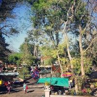 Foto diambil di Parque Miguel Hidalgo oleh Pako S. pada 2/18/2013