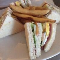 Photo taken at Xing Cafe & KTV Restobar by Ruth B. on 11/22/2014