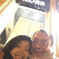 Photo taken at Hugo Boss by Tienchin C. on 10/28/2015