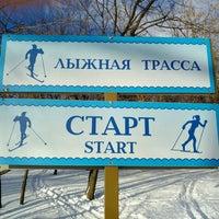Das Foto wurde bei Лыжня в Коломенском von Юлия А. am 1/21/2017 aufgenommen