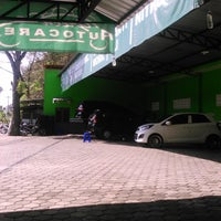 Photo taken at green autocare by Oktavian G. on 8/18/2014