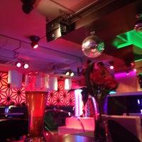 Photo taken at POSH lounge Café by Николай on 9/28/2013