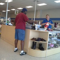 Photo taken at Goodwill Store and Donation Center by Nannette Turner R. on 6/19/2013