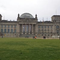 Photo taken at Reichstag by Markus R. on 8/12/2013