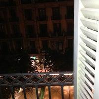 Photo taken at Hotel Onix Rambla by Dmitry V. on 7/22/2013