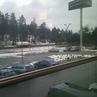 Photo taken at Four Points by Sheraton Ljubljana Mons by Blaz on 12/7/2012
