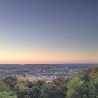 Photo taken at Lehigh University Lookout by Derek S. on 9/27/2014