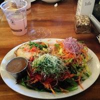 Photo taken at Native Foods by Derek S. on 3/24/2013