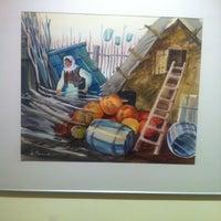 """Foto tomada en Museo Nacional de la Acuarela """"Alfredo Guati Rojo"""" por Axolotito D. el 11/24/2012"""