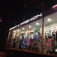 Photo taken at Sport & Fashion by Khrystyna G. on 12/11/2013