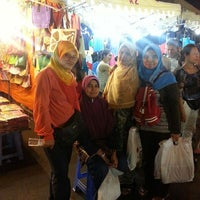 Photo taken at Ben Thanh Night Market by Nur Azlina M. on 3/22/2014