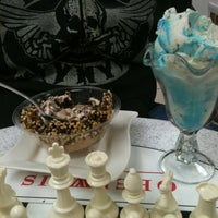 Photo taken at Oberweis Dairy by Erica I. on 3/5/2013