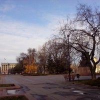 Photo taken at Мемориал Героям Ольшанцам by S.Limanoff on 11/30/2015