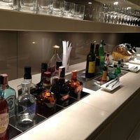 Photo taken at British Airways (BA) First/Business Class Lounge by Doramon S. on 2/25/2013