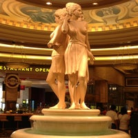 Photo taken at Caesars Palace Hotel & Casino by Jessica P. on 7/15/2013