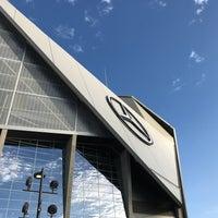 Photo prise au Mercedes-Benz Stadium par Christian K. le8/31/2017