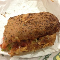 Photo taken at Subway by Kayleigh T. on 2/25/2013