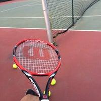 Photo prise au İTÜ Tenis Kortları par Semih le9/10/2015