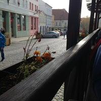 Photo taken at U Obřího soudku by Elena A. on 10/27/2013