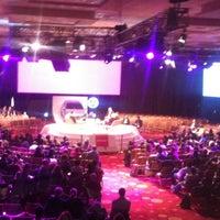 รูปภาพถ่ายที่ Hilton Istanbul Convention & Exhibition Center โดย Megit M. เมื่อ 2/22/2013