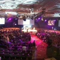 รูปภาพถ่ายที่ Hilton Istanbul Convention & Exhibition Center โดย Megit M. เมื่อ 2/23/2013