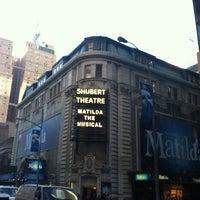 Photo taken at Shubert Theatre by Alan M. on 3/6/2013