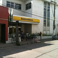 Photo taken at Banco Do Brasil by Jakson P. on 2/28/2013