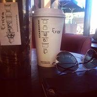 Photo taken at Starbucks Paseo Del Triunfo by Erika T. on 10/16/2014