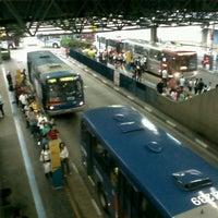 Photo taken at Terminal Metropolitano de Diadema by Matheus S. on 2/13/2013