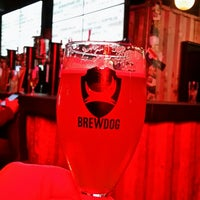 Photo taken at BrewDog Liverpool by Russell H. on 3/30/2018