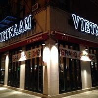 Photo taken at Vietnaam by April N. on 2/27/2014