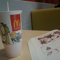 Photo taken at McDonald's by queenie B. on 4/15/2013