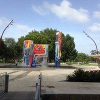 Photo taken at Parque Luis Muñoz Marín by Joel F. on 9/28/2016