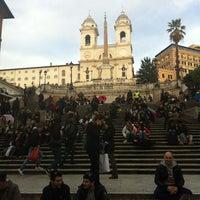3/7/2013にItir G.がScalinata di Trinità dei Montiで撮った写真