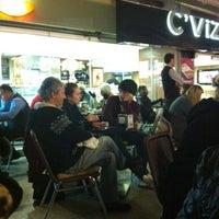 Photo taken at C'VİZ by Itir G. on 2/23/2013