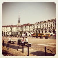 Photo taken at Piazza Vittorio Veneto by sante a. on 6/6/2013