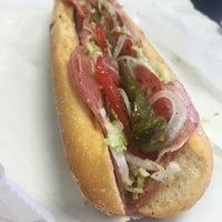 Photo taken at Cosmi's Deli by Richie S. on 9/7/2015