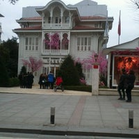 Photo taken at Bağdat Avenue by Mehmet C. on 2/13/2013