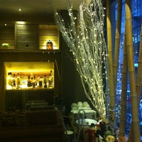 Photo taken at Mood Cafe by Gamze E. on 1/10/2013