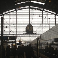 Photo taken at Gare SNCF de Bordeaux Saint-Jean by QRious C. on 12/10/2012
