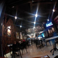 Photo taken at Burgerbyte by Nur Natashadila M. on 5/26/2015