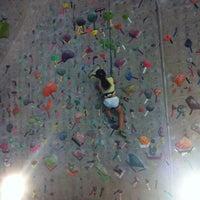 Photo taken at Red Rock Climbing Center by Vegan C. on 7/19/2014