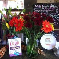 Photo taken at Pura Vida Bakery & Bystro by Vegan C. on 12/10/2013
