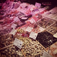 Foto tomada en Mercado de Chamartín por Matoses el 1/11/2013