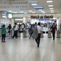 Photo taken at JR Takatsuki Station by Tatsuya Y. on 5/28/2013