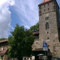 Das Foto wurde bei Tiergärtnertor von Vladyslava K. am 8/27/2014 aufgenommen