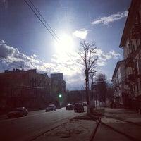 Photo taken at Площадь Конституции by Алиса К. on 5/1/2013