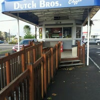 Photo taken at Dutch Bros. Coffee by Rosanna J. on 10/3/2013